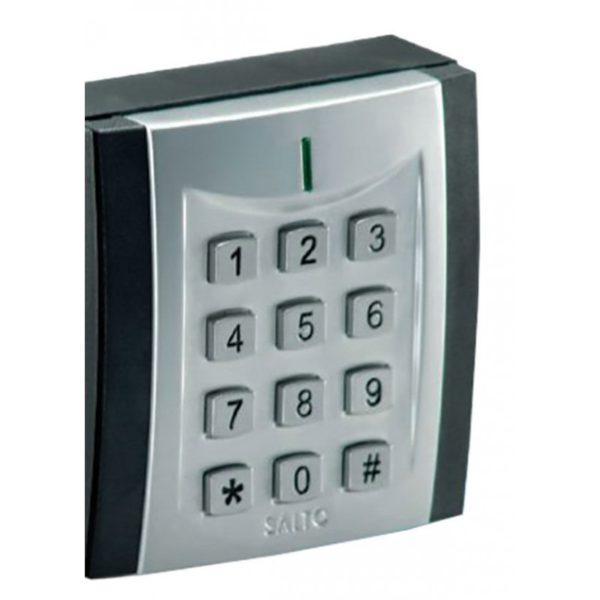 SALTO XS4 Codepaneel voor modulaire wandlezer