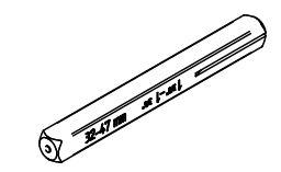SALTO XS4 Original krukstift tekening